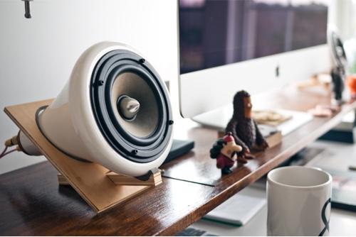 Audio Amplifier small
